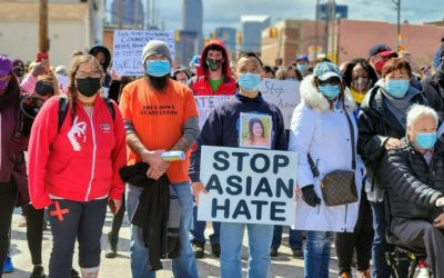 Resilience Against Hate: The Rally to Stop the Violence Against Asian Americans