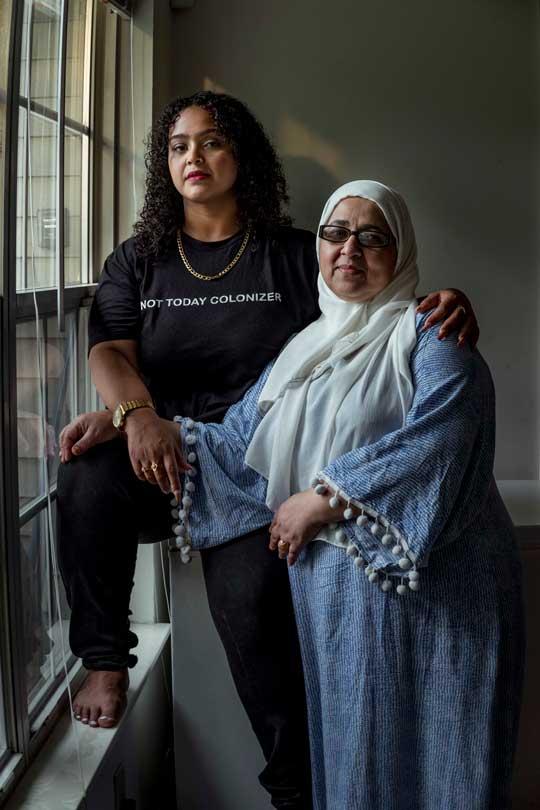 Alwiyah Shariff Photo Essay by Eli Hiller OPAWL